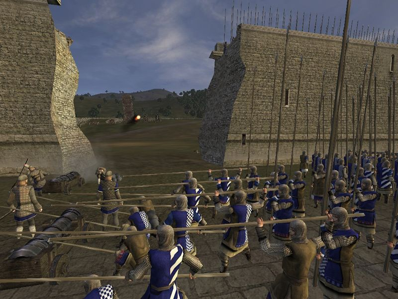 Medieval Ii Total War A Scotsman In Egypt Part 34 A