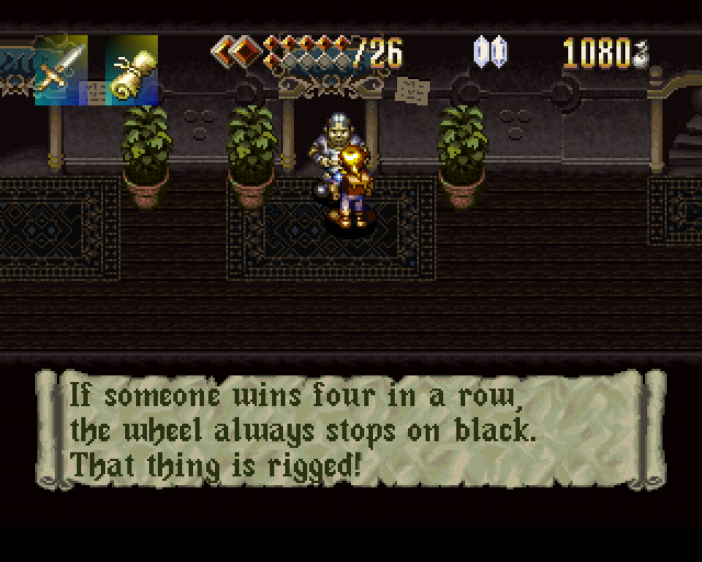 Alundra roulette strategy i just lost all my money gambling