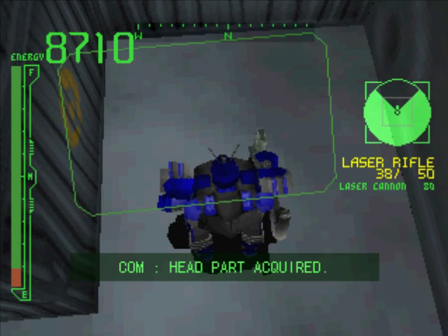 armored core project phantasma
