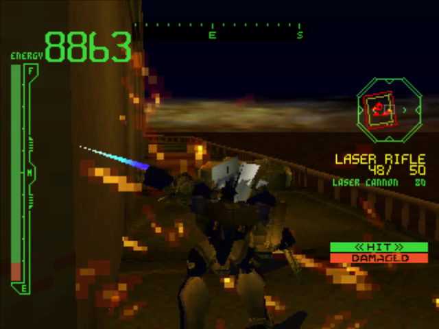 armored core project phantasma Then, load that game into armored core: project phantasma to start with your previously obtained parts and money game shark codes north american version.