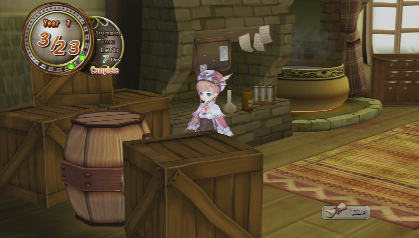 Atelier arland trilogy part 4 update iv an alchemist for Arland decoration
