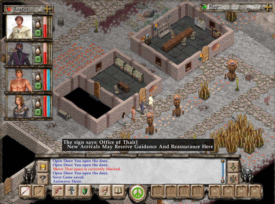 Avernum: Escape From the Pit Review - GameBanshee