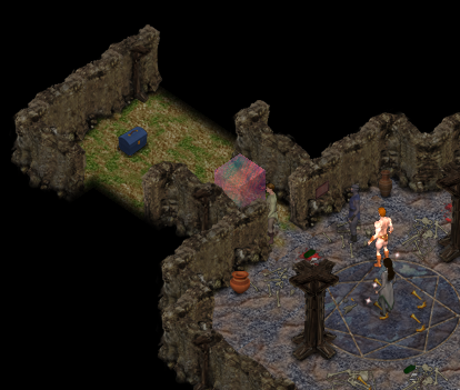 Dispel Barrier :: Avernum: Escape From the Pit General ...