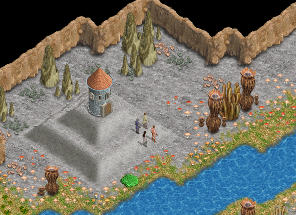Avernum: Escape from the Pit Walkthrough - almostsentient ...