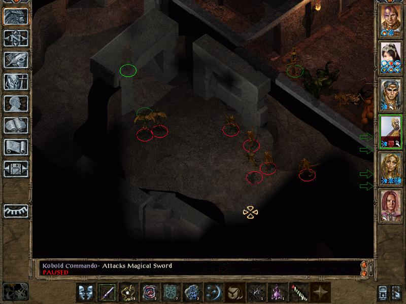 Baldur S Gate  Ring Of Free Action