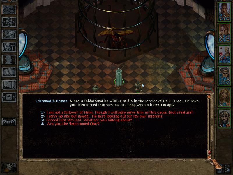 Baldur S Gate  Reaching Ring
