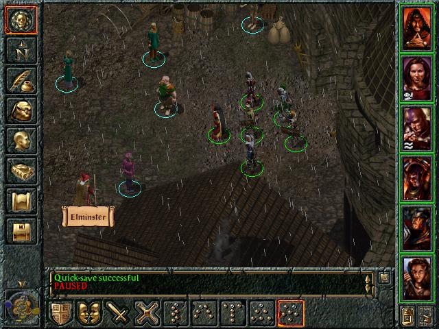 Pc: baldurs gate trilogy 1998-2001 torrent descargar bajar gratis