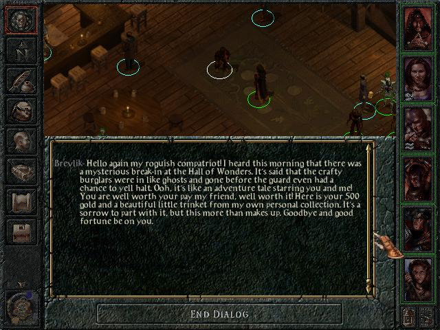Baldur S Gate Part 21 A Busy Night