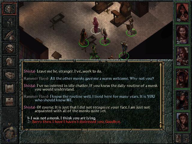 Letter Baldur S Gate
