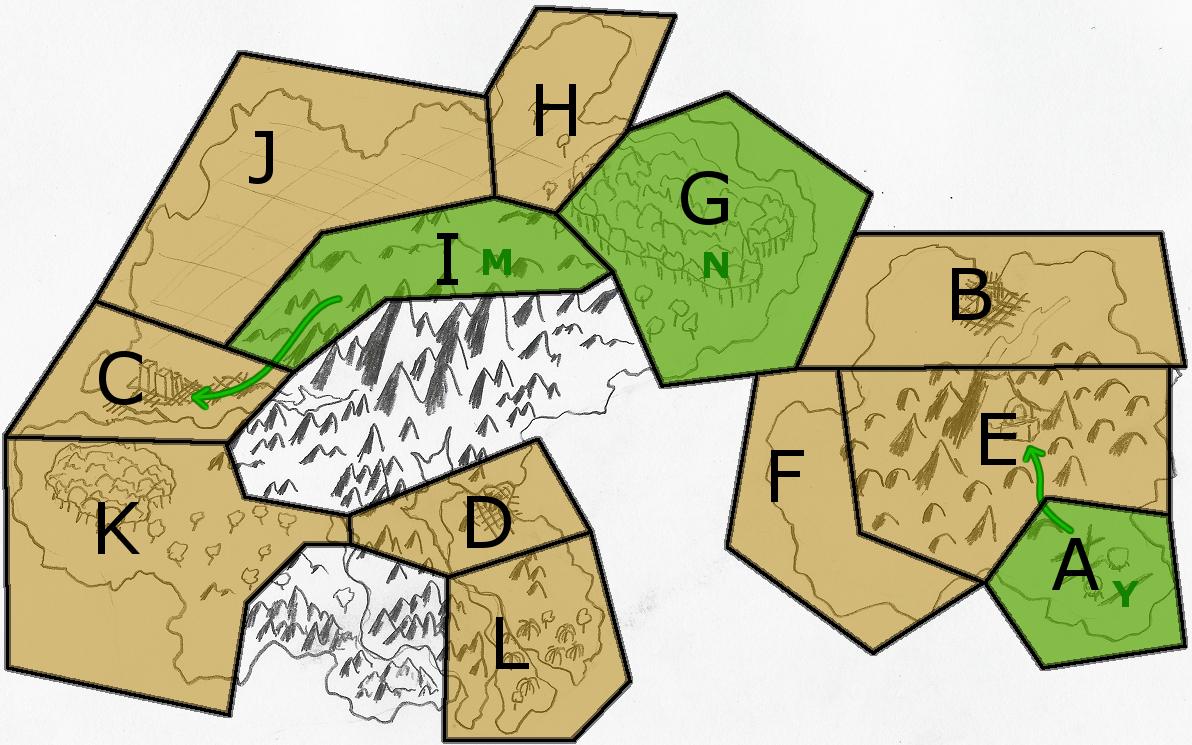 Battletech Part #244 - Jeronimo Campaign Turn 3