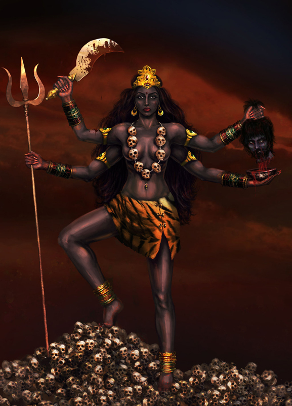 death and destruction in hindu mythology Who was mrityunjaya as per hindu mythology he is the one of the trident gods and his job is in the area of destruction, death and after wards so he owns it.