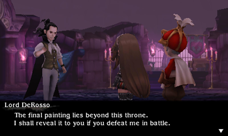 Bravely Default Part #110 - A Very Lee Family Reunion (sans mother