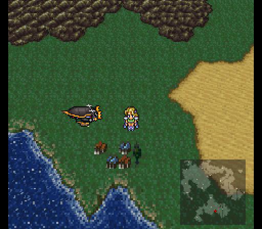 Final Fantasy VI Part #4 - Jenkees!