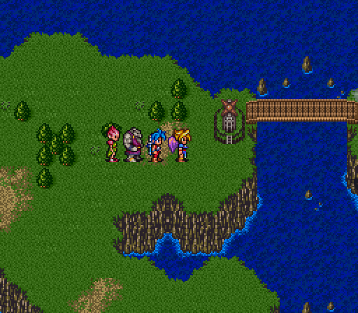 Breath of Fire II Part #70   Chapter Fifty One: Revenant Wings