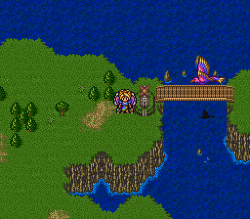 Breath Of Fire World Map Breath of Fire II Part #74   Chapter Fifty Four: Wide World