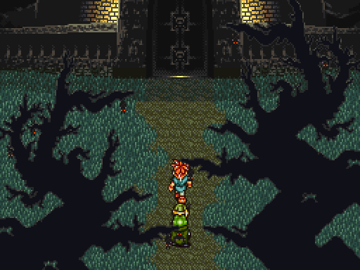 Chrono trigger where to go after frog leaves