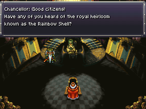 Chrono Trigger Part #53 - Update Fifty: The Rainbow Shell