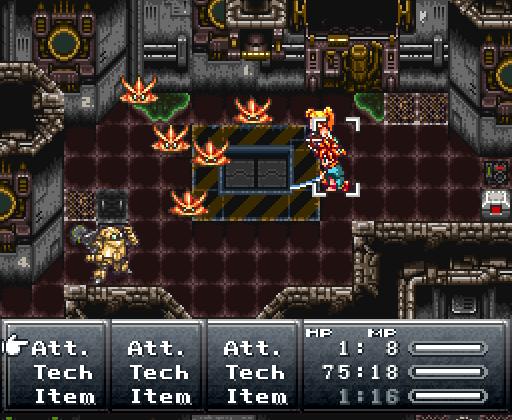 Chrono Trigger Part #5 - The Derelict Factory