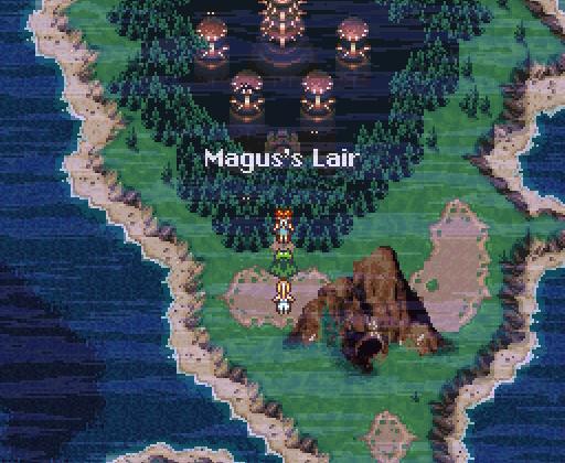 Chrono Trigger Part 9 Magus Castle
