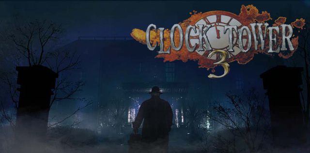 Image result for clock tower 3 logo
