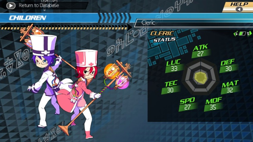 Conception II: Children of the Seven Stars Part #2 - I see a