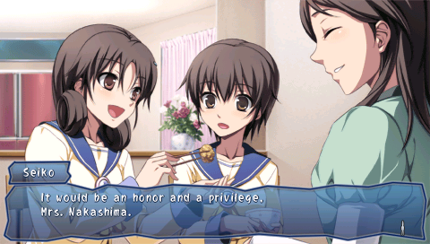 Corpse Party: Book of Shadows Part #1 - Seal, Part 1