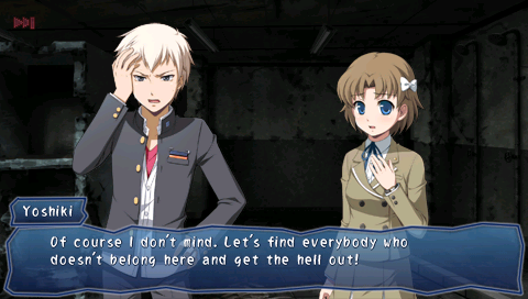 Corpse Party Book Of Shadows Part 17 Demise Wrong Endings Part 2