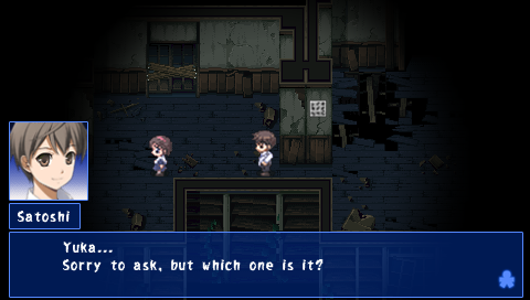 Corpse Party Part 17 Chapter 3 Part 3