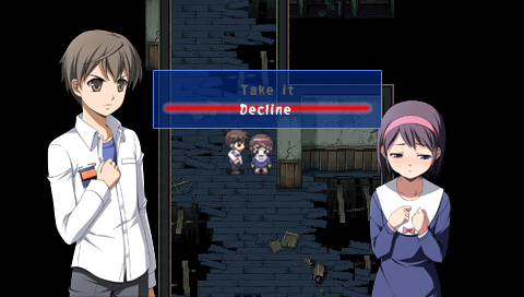Corpse Party Part 23 Chapter 3 Wrong Endings