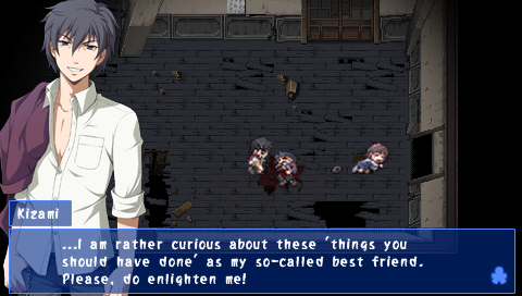 Corpse Party Part 37 Chapter 5 Part 1