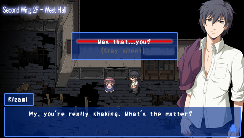 Corpse Party Part 55 Chapter 5 Wrong Ending 2 Part 1