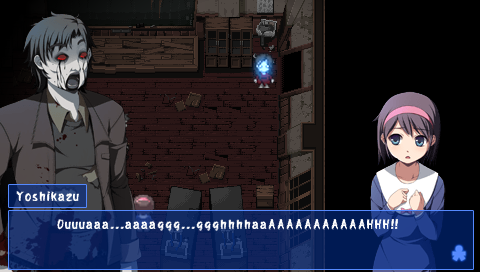 Corpse Party Part 56 Chapter 5 Wrong Ending 2 Part 2