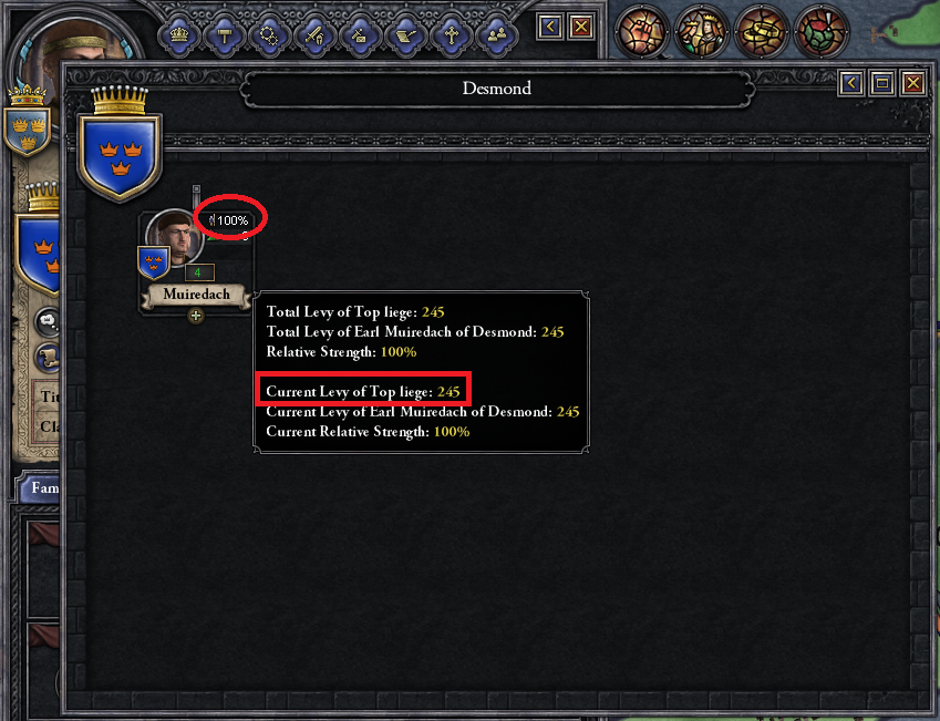 ck2 how to get retinues