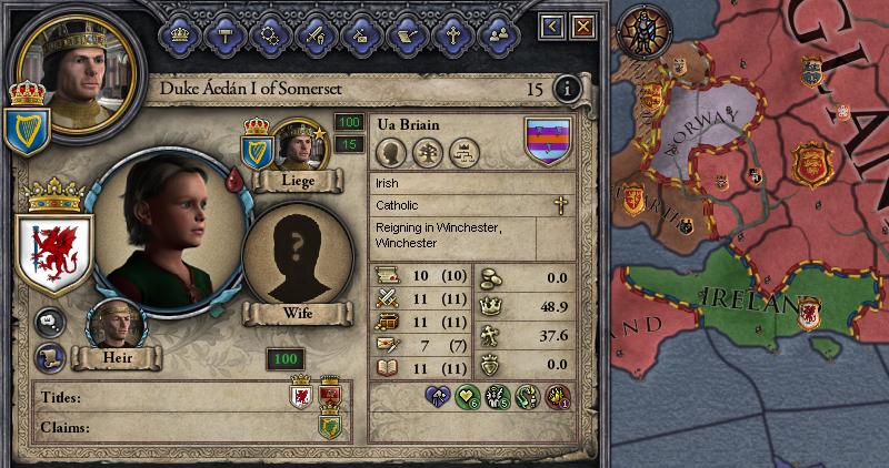 Crusader Kings 2 Part #11 - Invasion 1203 - 1215