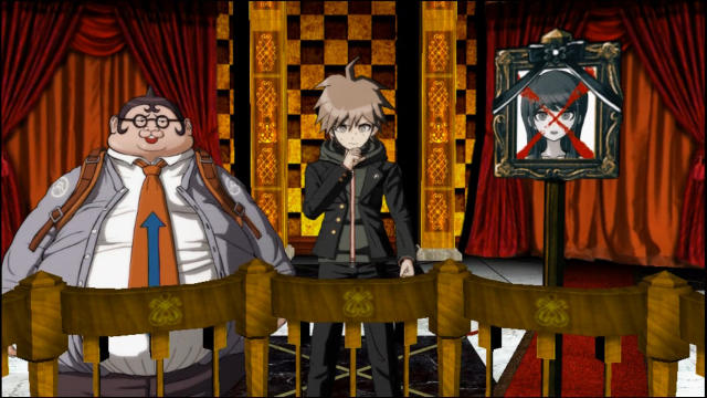 danganronpa trigger happy havoc how to change difficulty