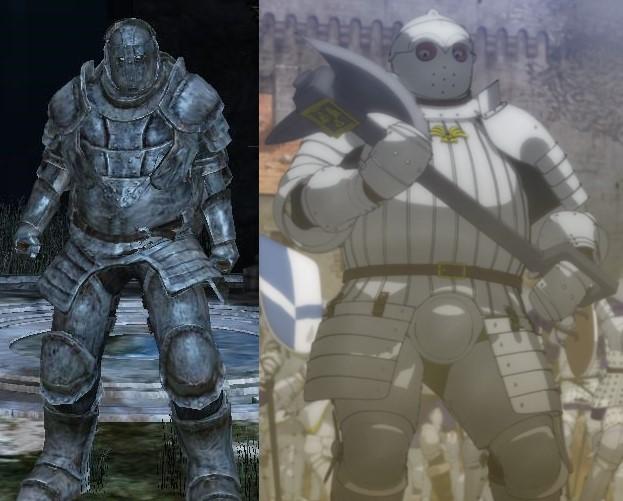 Armor From Dark Souls ii