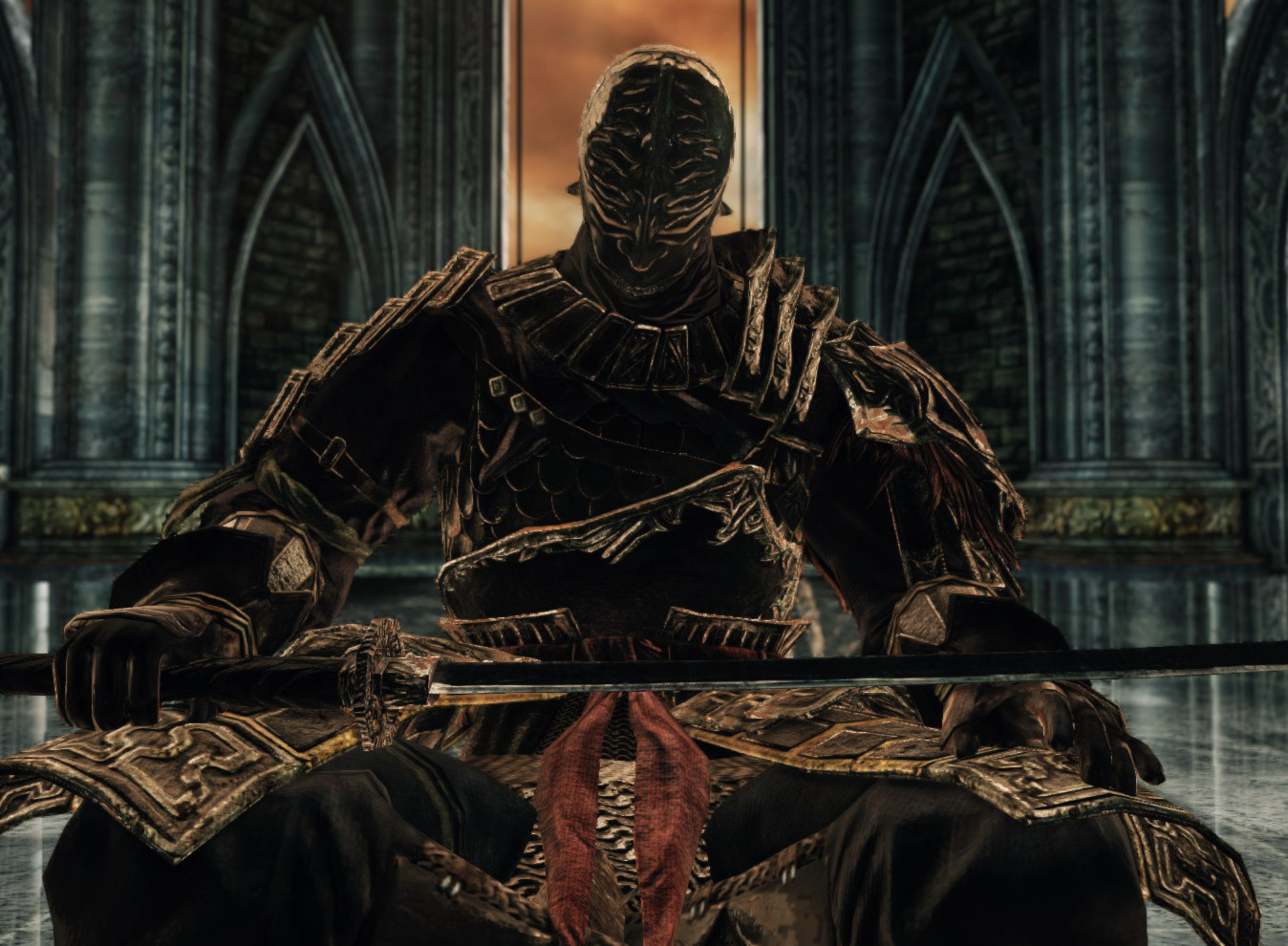 Dark Souls Ii Part 32 Crown Of The Old Iron King