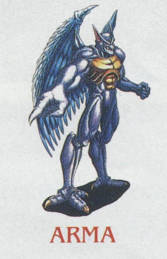 Demon's Crest Part #5 ...