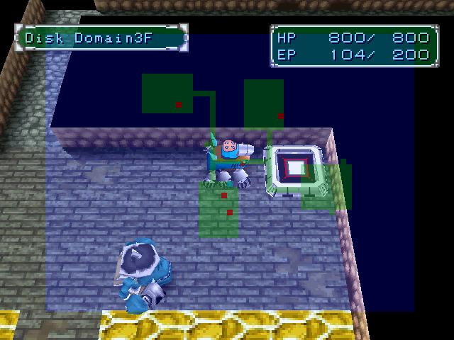 Digimon world 2 part 4 formatting disk domain for Floor 4 mini boss map