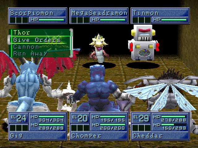 Digimon World 2 Part #27 - Mega Domain Isn't Mega Difficult