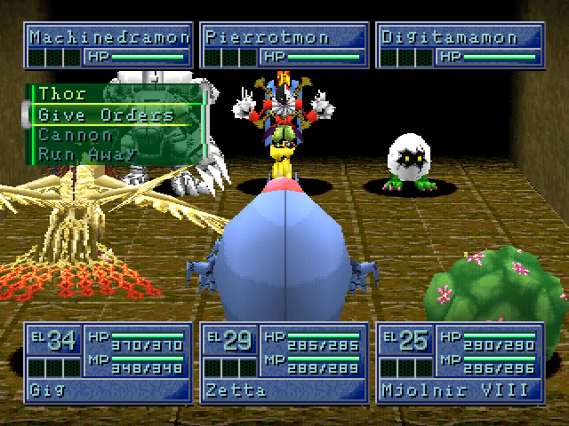 Digimon World 2 Part  ...