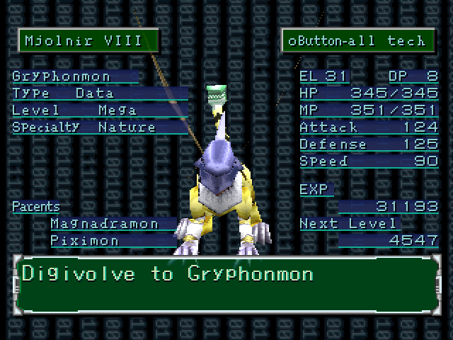 Digimon world 2 part 35 the chaotic defeat of gaia digimon world 2 gumiabroncs Image collections