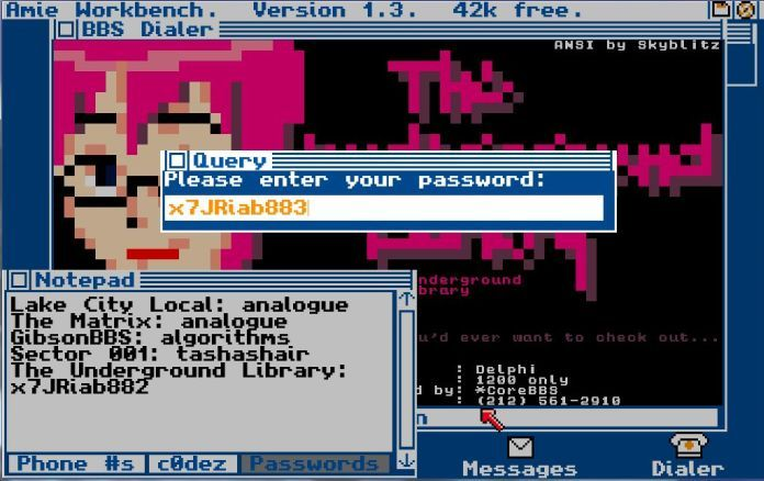 graphic about Library Story Password referred to as Electronic: A Get pleasure from Tale - Improve 11