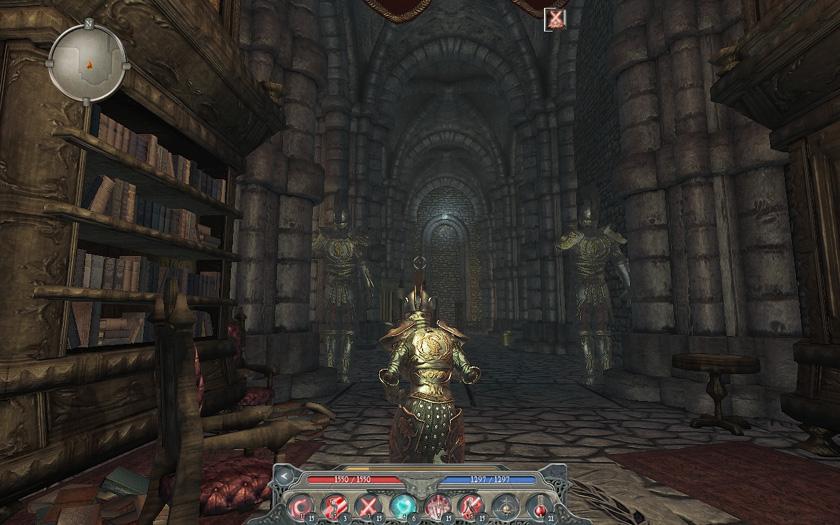 The Academy Divinity  Secret Room