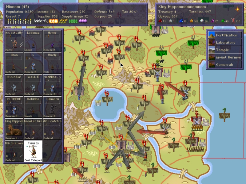 Dominions 3 Part #169 - Hinnom - Turn 65