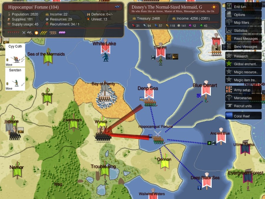 Dominions 5 Part #64 - Turn 64
