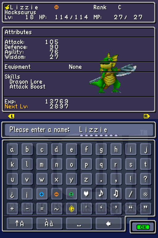 Dragon Quest Lore