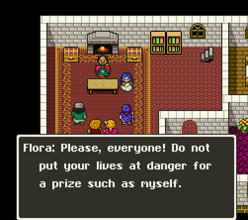 Dragon Quest  What Does Ring Of Fire Do