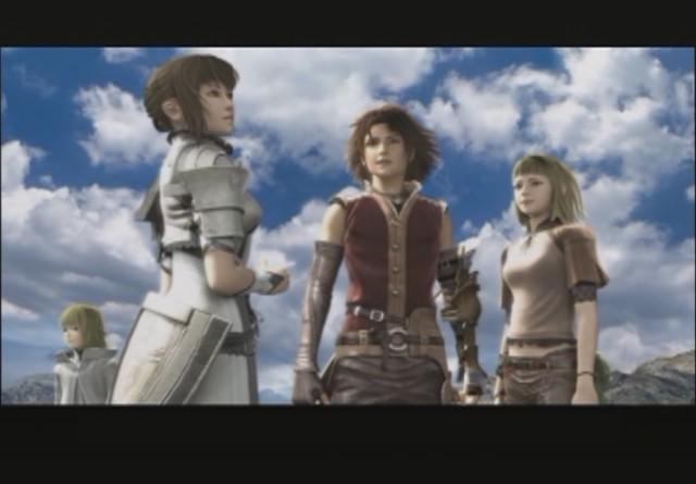 Drakengard 2 Endings Ending c of Drakengard 2