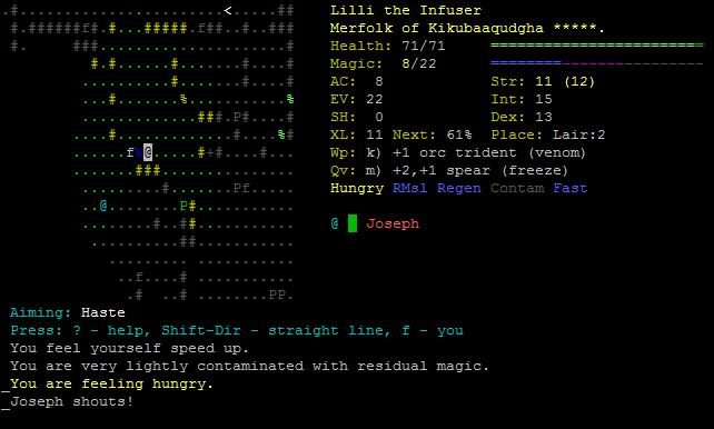 Dungeon Crawl Part #46 - Lilli, MfSk - One